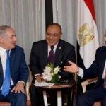 Netanyahu'dan Sisi'ye övgü dolu sözler!