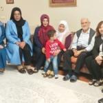Şehit Savcı Kiraz'a ahde vefa ziyareti