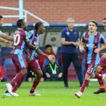 Yok böyle maç! Trabzonspor'dan müthiş geri dönüş
