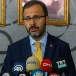 UEFA'nın kararına Türkiye'den ilk tepki
