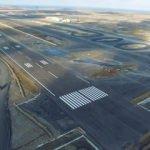 Yeni havalimanının uçuş testleri tamamlandı
