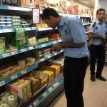 Viranşehir'de etiket kontrol denetimi