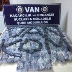Van'da kaçakçılıkla mücadele
