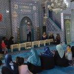 Doğubayazıt'ta cami-kadın buluşmaları