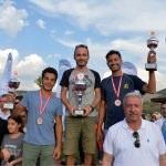 Türkiye Yamaç Paraşütü Akrobasi Şampiyonası tamamlandı