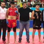 Wushu Şampiyonasından Çubuk'a 16 madalya
