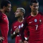 Portekiz'de Quaresma ve Ronaldo kadroya alınmadı