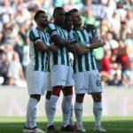 Bursaspor 8. haftada siftah yaptı