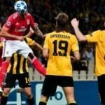 Devler Ligi'nde gecenin maçı! 5 gollü düello!