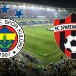 Fenerbahçe - Spartak Trnava maçını beIN Sports 1'den canlı olarak izle!