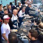 Kumkapı'da 'Balık Festivali' başladı