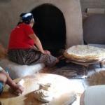 Kütahya kadınlarının 'imece' usulü kış hazırlığı