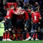 Manchester United'dan müthiş geri dönüş!