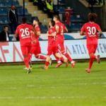 Antalyaspor tek attı zirveye ortak oldu!