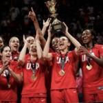 ABD kadın basketbol dünya şampiyonu