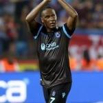 Rodallega: Trabzon'da gol attım fırça yedim
