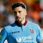 Trabzonspor'da yeni kaptan Jose Sosa