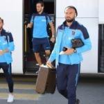 Trabzonspor 3 eksikle İzmir'e gitti
