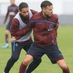 Trabzonspor'da Olcay Şahan geri döndü!