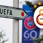UEFA açıkladı! G.Saray'a kötü haber...