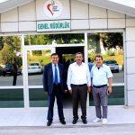 İkiz'den Amasya Şeker Fabrikasına ziyaret