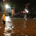 Denizli'de şiddetli yağış