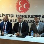 MHP Kırıkkale Milletvekili Öztürk, vatandaşlarla buluştu