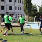 Akhisarspor, Kasımpaşa maçının hazırlıklarına başladı
