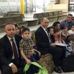 Aileleri DEAŞ'a katılan 17 Türk çocuk getirildi
