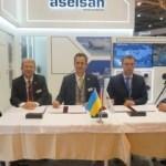 ASELSAN'dan Ukrayna hamlesi! Anlaşma sağlandı