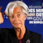 IMF Başkanı Lagarde'dan 'Avro Bölgesi' uyarısı