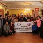 Şehit aileleri Vali Gül'ü ziyaret etti