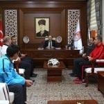 Bayburt'ta Amatör Spor Haftası kutlanıyor
