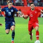 Milli Takım Bosna'yı elinden kaçırdı