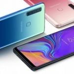 Samsung'dan dört kameralı telefon!