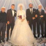 Sivasspor'un kaptanı evlendi