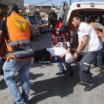 Yahudi dehşet saçtı: Aracıyla Filistinlileri ezdi!