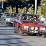 Yozgatta klasik otomobil rüzgarı esti
