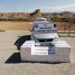 Van'da 122 kilogram eroin ele geçirildi