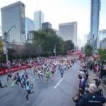 43 yıl sonra Toronto Maraton'unda rekor kırıldı