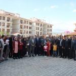 Suluova'da sosyal konutlar teslim edildi
