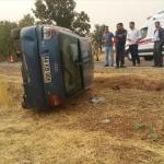 Gölbaşı'nda trafik kazası: 2 yaralı