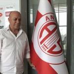 Antalyaspor'da altyapı Sedat Karabük'e emanet