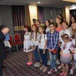 Savaşta ölen Ukraynalı askerlerin çocukları Marmaris'te