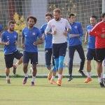 Antalyaspor'da Aytemiz Alanyaspor maçı hazırlıkları