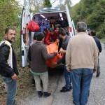 Zonguldak'ta bir kişi fındıklıkta ölü bulundu