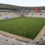 Yeni Ordu Stadı'nın çimleri serildi!