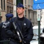 Brüksel polisinden AB Liderler Zirvesi protestosu!