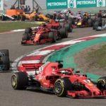 Formula 1'de sıradaki durak ABD'de