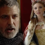 George Clooney ve Natalie Dormer aynı reklamda!